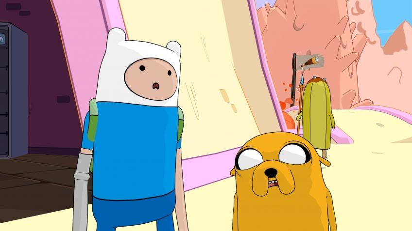 Обзор Adventure Time: Pirates of the Enchiridion