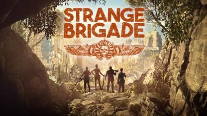 Превью Strange Brigade. Left 4 Dead в Египте