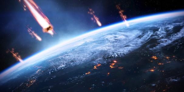 Игры и метеоры: тринадцать вариантов развития сценария