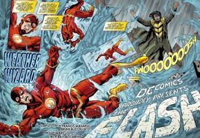 DC Comics захватывает телевидение