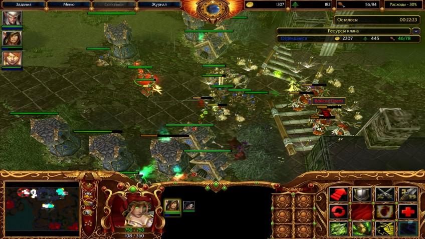 Пользовательские кампании Warcraft III: как фанаты продлевают жизнь 17-летней игре