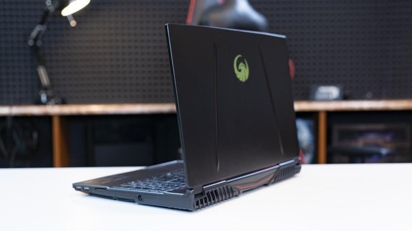 MSI Alpha 15 — ноутбук на AMD R7 3750H и Radeon RX 5500M