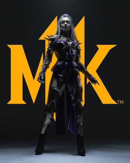 Косплей недели: Mass Effect, League of Legends, Genshin Impact, Mortal Kombat