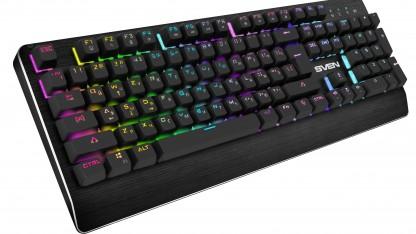 Тест первой механической клавиатуры SVEN — GB-G9700
