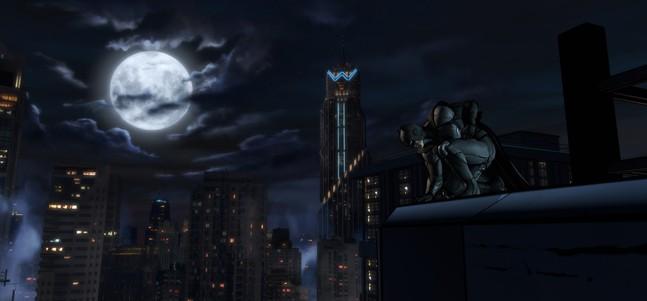 Плохой Бэтмен. Обзор Batman: The Telltale Series — Episode 1: Realm of Shadows