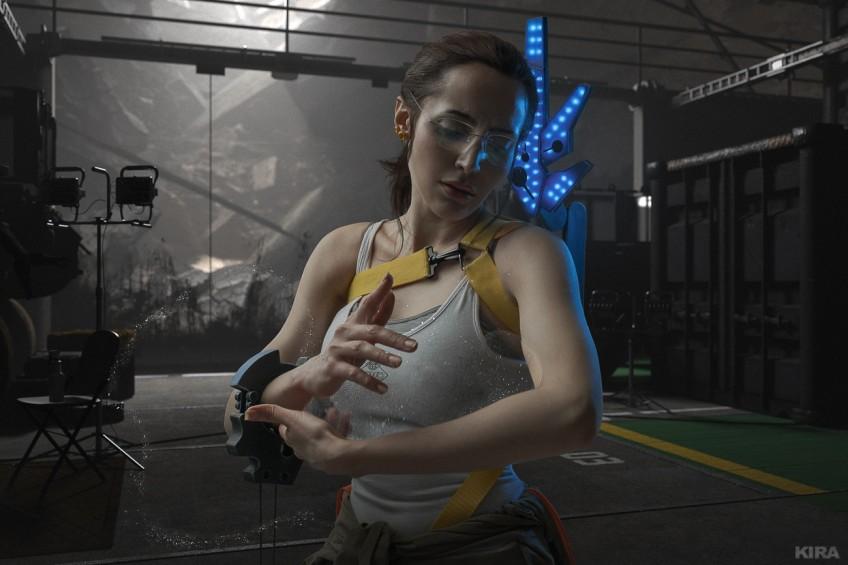 Косплей недели: Resident Evil 2, Death Stranding, «Как приручить дракона», WoW, The Witcher