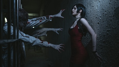 Косплей недели: Resident Evil2, Death Stranding, «Как приручить дракона», WoW, The Witcher