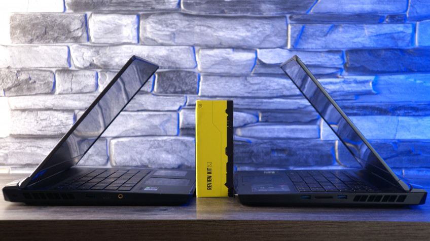 RTX 3070 в ноутбуке — о чём молчит NVIDIA. Обзор MSI GE66 Raider 10U