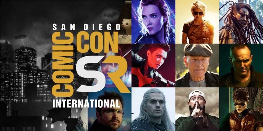 Comic-Con 2019: «Ведьмак», «Терминатор», «Оно 2», «Тёмные начала». Главное из Сан-Диего