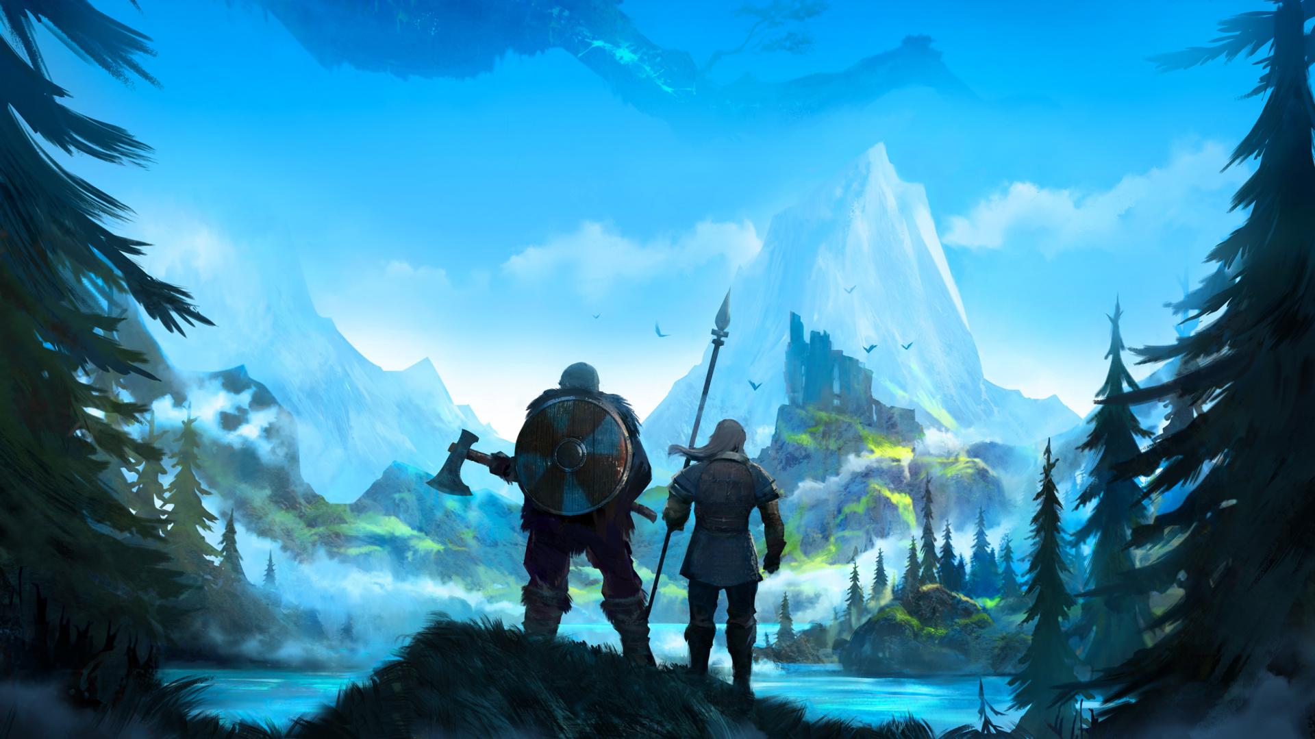 Поиграли в Valheim. Выживалка про викингов, которая захватила Steam