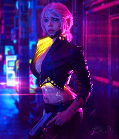 Косплей — специальный выпуск: Cyberpunk 2077