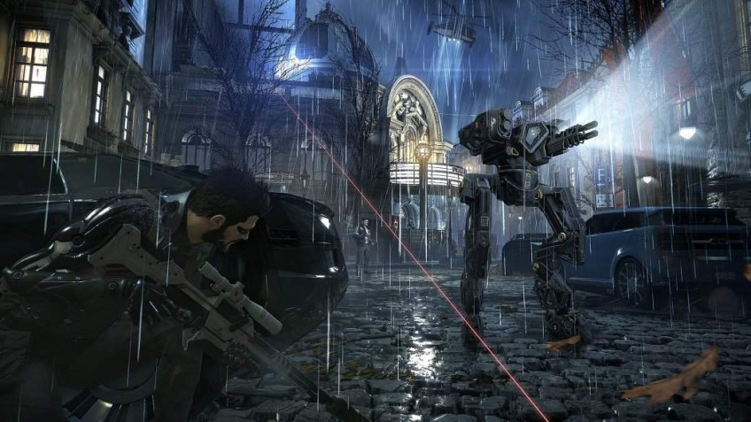 10 лучших стелсов десятилетия. От Mark of the Ninja до Metal Gear Solid V