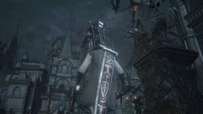 Сизиф поднимается на Фудзияму. Обзор Bloodborne