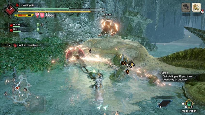 Обзор Monster Hunter Rise. Самая дикая охота