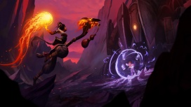 A Year of Rain: Warcraft для бедных