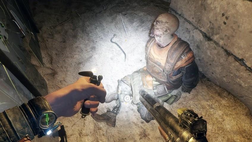 Пасхалки, отсылающие к Half-Life. От скелета сталкера до электронных писем
