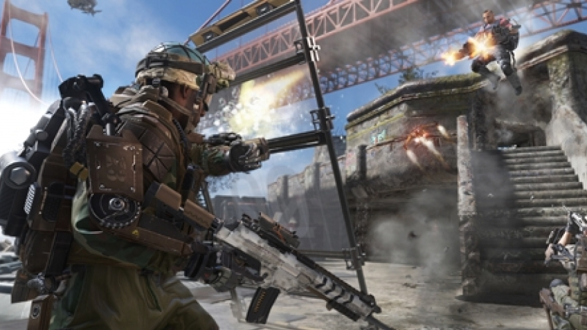 Call of Duty: Advanced Warfare — мультиплеер