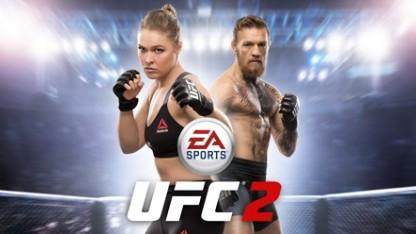 Аж кулаки зачесались. Обзор EA Sports UFC2
