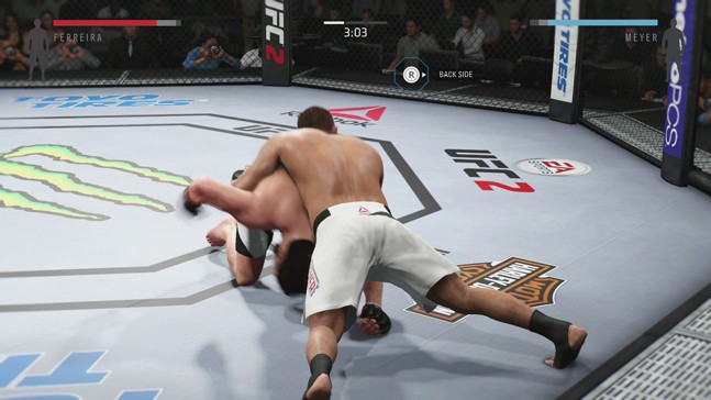 Аж кулаки зачесались. Обзор EA Sports UFC 2