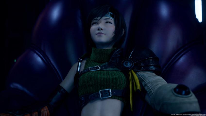 Final Fantasy VII Intergrade & Intermission.  Second best PS5 exclusive