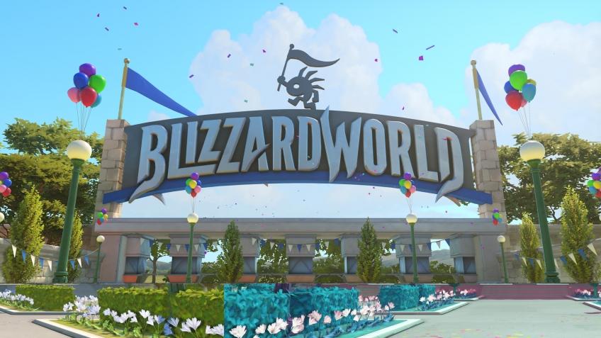 BlizzCon и Overwatch: первые впечатления от Blizzard World и Мойры