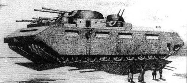 «Царь-танк» и другие машины, которые вам не покажут в танковых симуляторах