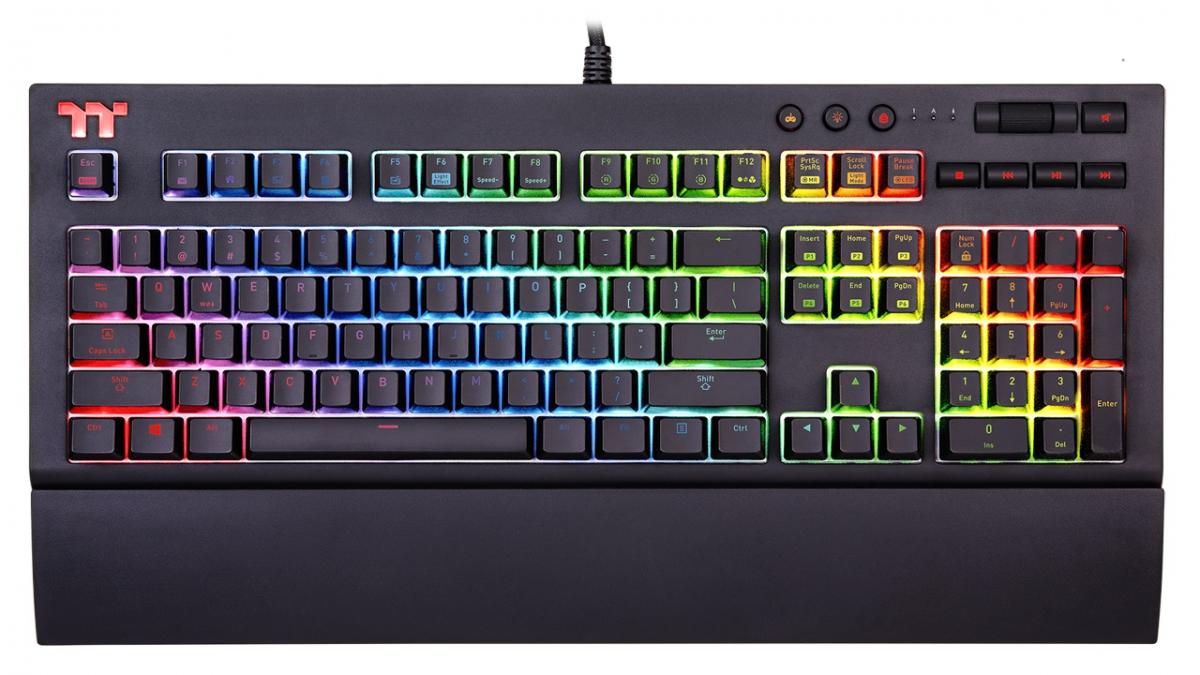 Тестируем топ-клавиатуру TT Premium X1 RGB за 12 500 рублей