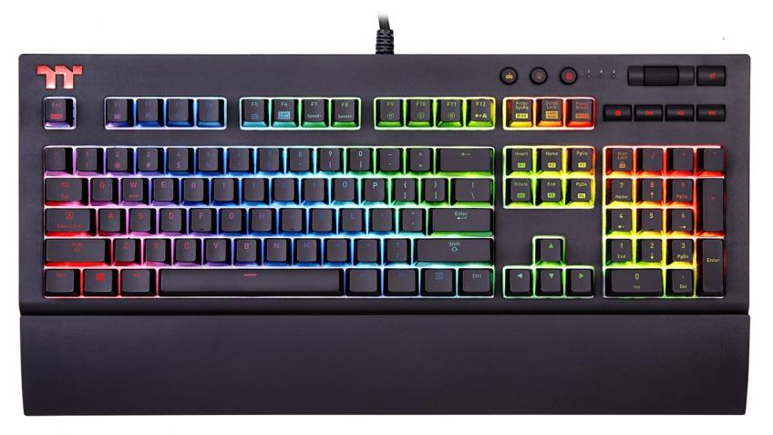 Тестируем топ-клавиатуру TT Premium X1 RGB за12 500 рублей
