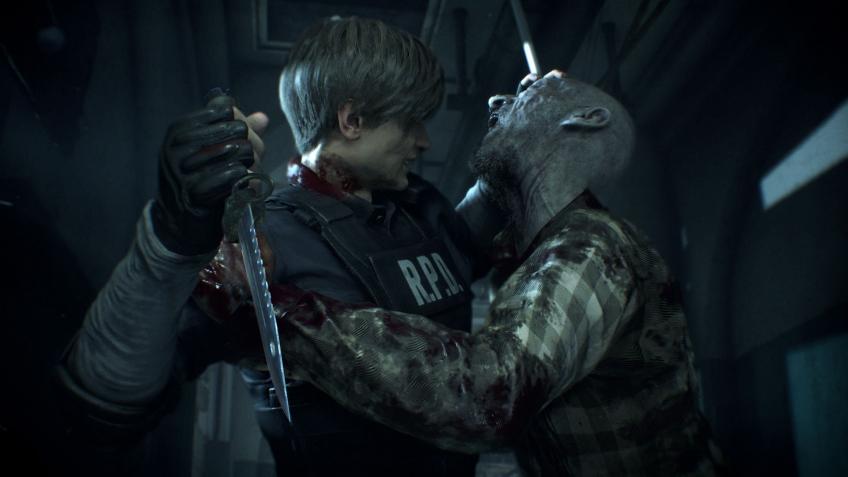 Самые ожидаемые игры 2019-го. Resident Evil2, Metro Exodus, DMC5