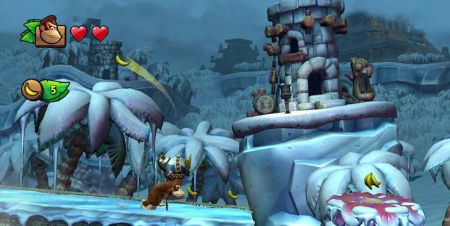 Лучшие игры для Wii U