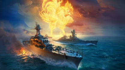 Предварительный обзор французских кораблей в World of Warships. «Марсельезу запе-е-вай!»