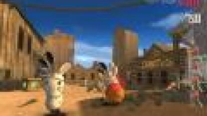 Rayman Raving Rabbids: Бешеные кролики