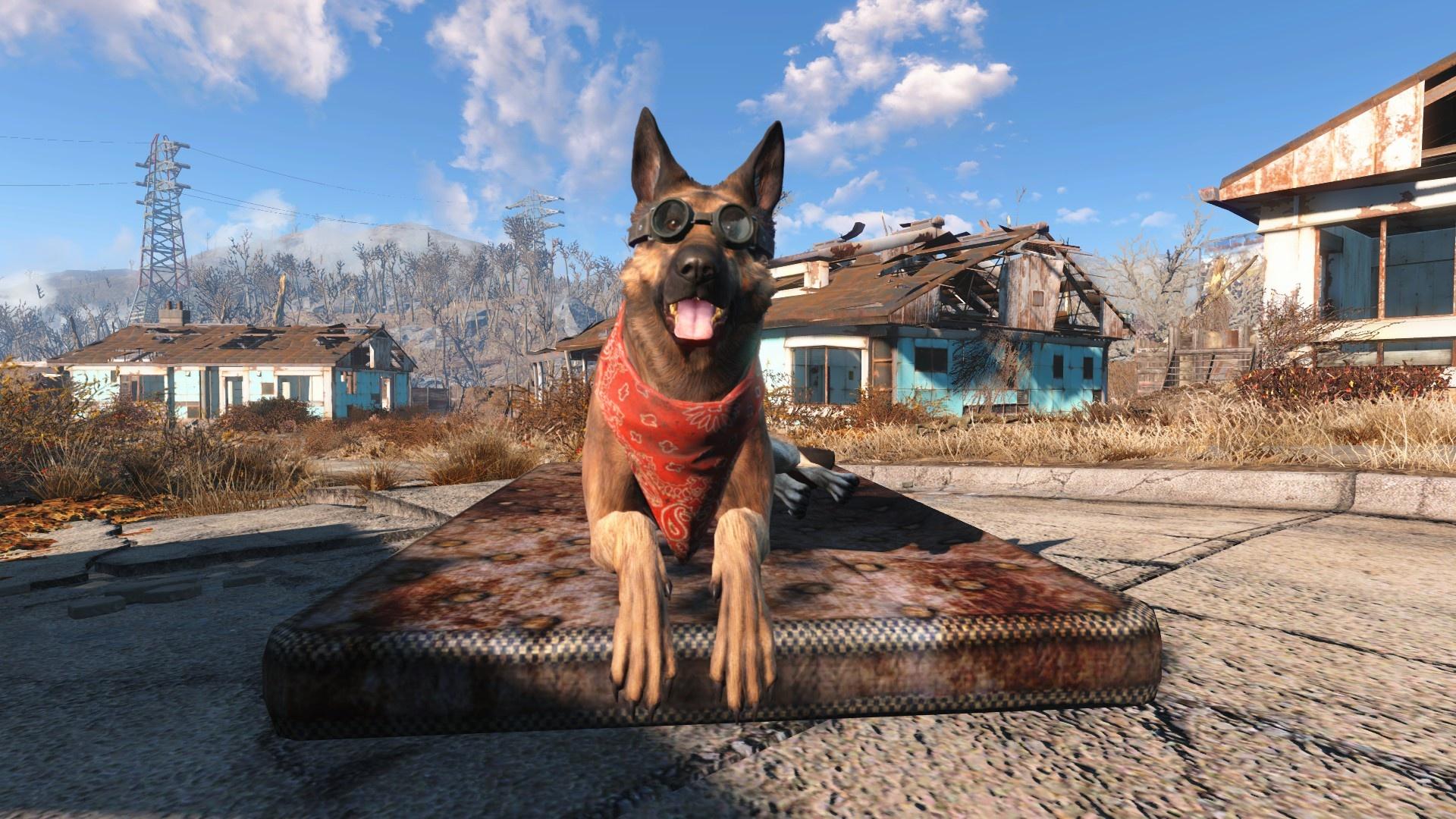 Лучшие моды для Fallout 3, Fallout: New Vegas и Fallout 4