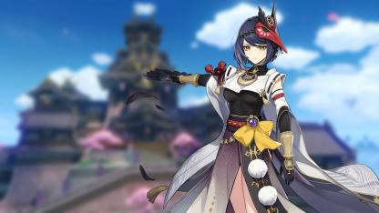 Гайд: Genshin Impact — Кудзё Сара: Лучшие билды, оружие, артефакты