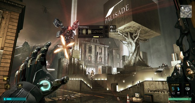 Впечатления: Deus Ex: Mankind Divided