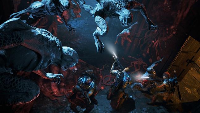 Шестеренки закрутились снова. Обзор Gears of War 4