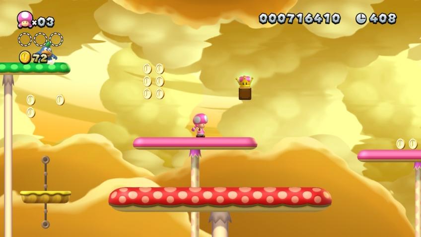 New Super Mario Bros. U Deluxe. Вечная классика на актуальной консоли