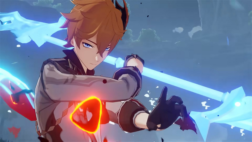 Гайд: Genshin Impact — Тарталья. Лучшие билды, оружие, артефакты