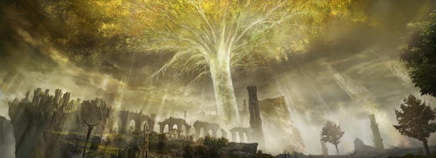 Поговорили с Хидетакой Миядзаки об Elden Ring. Открытый мир, мультиплеер и ядовитые болота