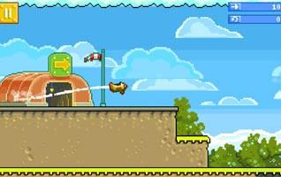 Мобильный дайджест: уборщик спасает мир, Flappy Bird про самолетик, тропическая стратегия и героический космодесант