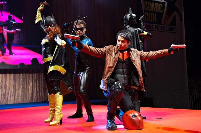 Фотоотчет с фестиваля Comic Con Saint Petersburg 2015