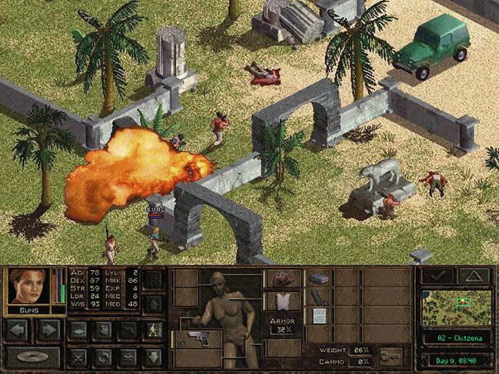 10 лучших пошаговых тактических игр