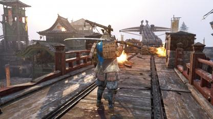For Honor: средневековые битвы на широком экране