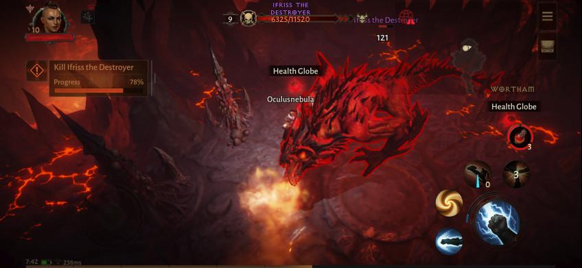 Впечатления от альфа-версии Diablo Immortal. Безобидное зло