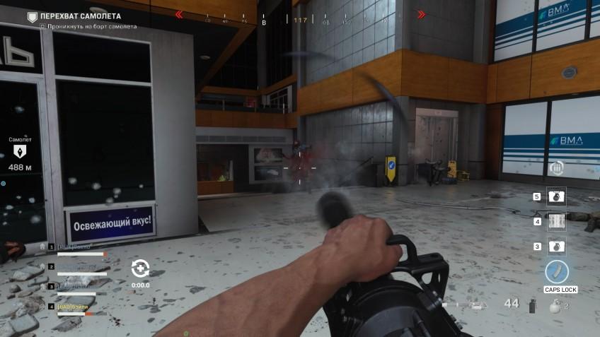 Обзор Call of Duty: Modern Warfare. Хорошая игра, плохие русские