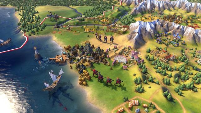 Первые подробности о Civilization VI