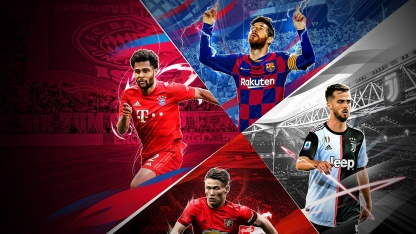 Обзор eFootball Pro Evolution Soccer 2020. Пугливый заход в киберспорт