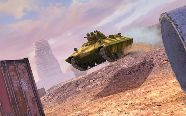 World of Tanks Blitz: Будущее «мобильных танков»