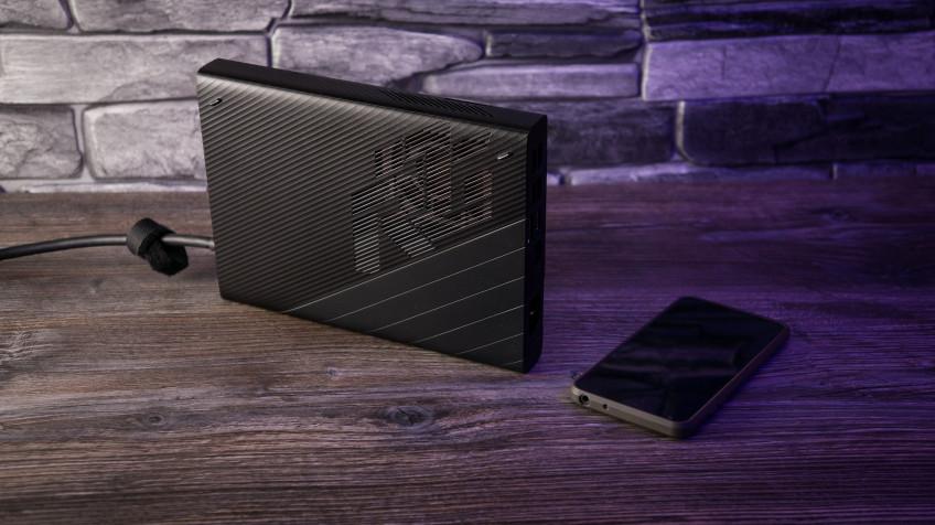 Самый крутой ноутбук 2021 года. Эксклюзивный обзор ASUS ROG Flow X13 со съёмной RTX 3080