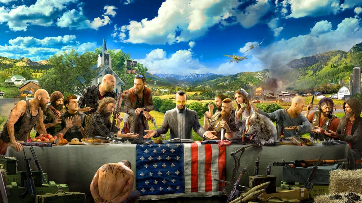 Предварительный обзор Far Cry 5. Под звуки кантри